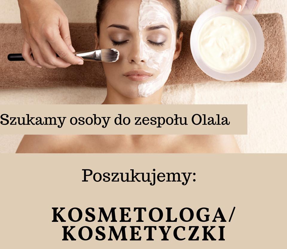 praca dla kosmetyczki